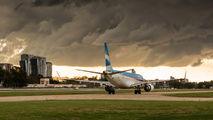 LV-CMB - Austral Lineas Aereas Embraer ERJ-190 (190-100) aircraft