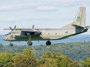 44 - Ukraine - Air Force Antonov An-26 (all models)