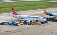 TC-JAI - Turkish Airlines Airbus A320 aircraft