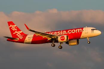 D-AXAA - AirAsia (Malaysia) Airbus A320 NEO