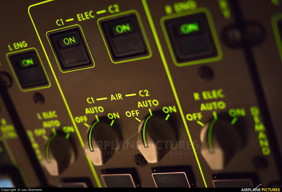 - aircraft at In Flight - International