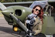 HB-PAV - - Aviation Glamour Piper PA-18 Super Cub aircraft