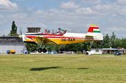 HA-SAM - Private Zlín Aircraft Z-526F aircraft
