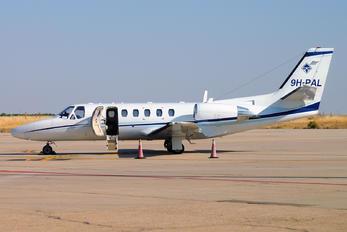 9H-PAL - Maleth-Aero Cessna 550 Citation Bravo