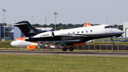 G-MRAP - London Executive Aviation Bombardier BD-100 Challenger 300 series