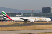 A6-EPG - Emirates Airlines Boeing 777-300ER aircraft