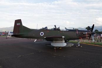 L9-68 - Slovenia - Air Force Pilatus PC-9M
