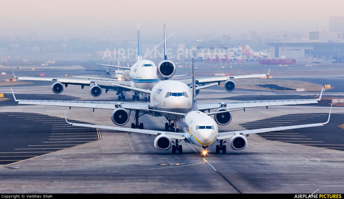 Jet Airways VT-JTC aircraft at Mumbai - Chhatrapati Shivaji Intl