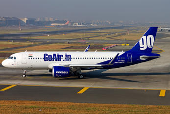 VT-WGD - Go Air Airbus A320 NEO