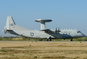 11-001 - Pakistan - Air Force Shaanxi ZDK-03 (Y8F-400 AEW)