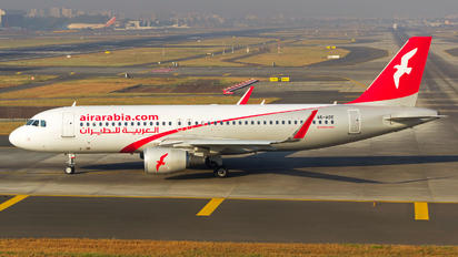 A6-AOE - Air Arabia Airbus A320