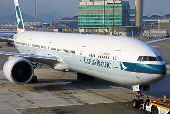 B-KPI - Cathay Pacific Boeing 777-300ER