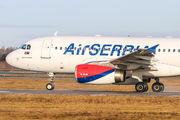 YU-APJ - Air Serbia Airbus A319 aircraft