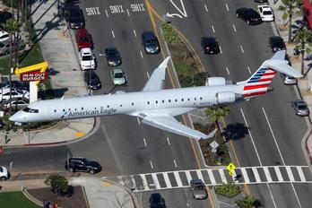N903FJ - American Eagle Canadair CL-600 CRJ-900