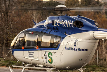 EC-KVH - Sescam Airbus Helicopters EC145 T2