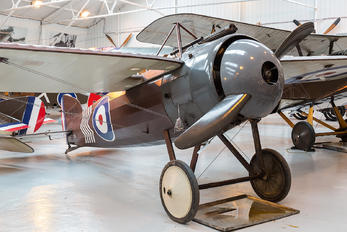 G-BWJM - The Shuttleworth Collection Bristol M.1C Replica