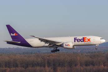 N890FD - FedEx Federal Express Boeing 777F