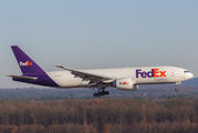 N890FD - FedEx Federal Express Boeing 777F aircraft