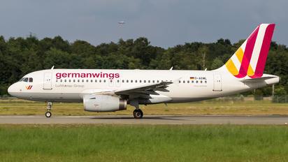 D-AGWL - Germanwings Airbus A319