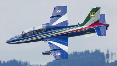 "MM54538 - Italy - Air Force ""Frecce Tricolori"" Aermacchi MB-339-A/PAN"