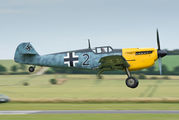 G-AWHK - Private Hispano Aviación HA-1112 Buchon aircraft