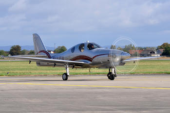 N111XA - Private Lancair Evolution
