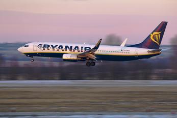 EI-EKO - Ryanair Boeing 737-800