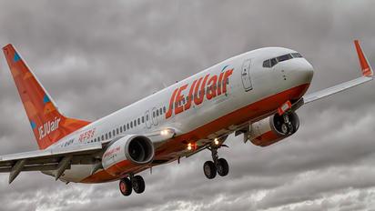 EI-EFW - Jeju Air Boeing 737-800