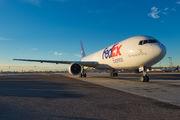 N120FE - FedEx Federal Express Boeing 767-300F aircraft