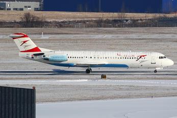 OE-LVH - Austrian Airlines/Arrows/Tyrolean Fokker 100