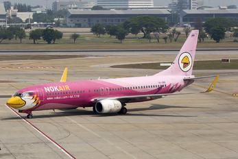 HS-DBE - Nok Air Boeing 737-800