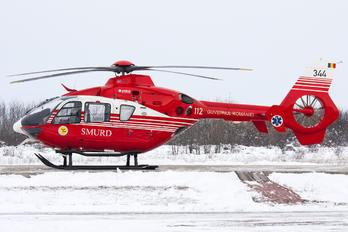 344 - Romanian Emergency Rescue Service Eurocopter EC135 (all models)