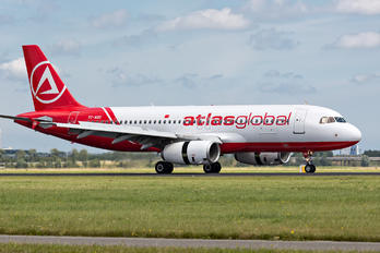 TC-AGU - Atlasglobal Airbus A320