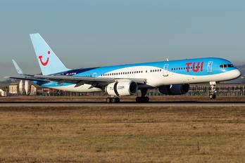 G-BYAW - TUI Airways Boeing 757-200