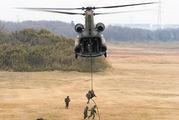 52906 - Japan - Ground Self Defense Force Kawasaki CH-47J Chinook aircraft