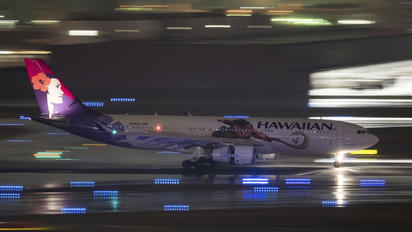 N390HA - Hawaiian Airlines Airbus A330-200