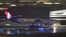 N390HA - Hawaiian Airlines Airbus A330-200 aircraft