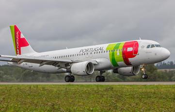 CS-TNK - TAP Portugal Airbus A320