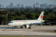 C-FKCR - Air Canada Airbus A320 aircraft