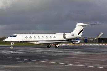 VP-CER -  Gulfstream Aerospace G650, G650ER