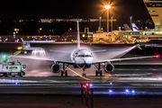 G-EUYA - British Airways Airbus A320 aircraft