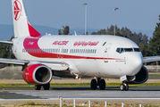 7T-VKA - Air Algerie Boeing 737-800 aircraft