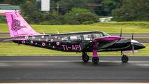 TI-API - Carmonair Piper PA-34 Seneca aircraft