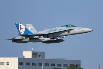 164270 - USA - Navy McDonnell Douglas F/A-18C Hornet