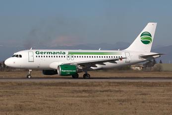 D-ASTC - Germania Airbus A319