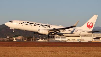 JA329J - ANA - All Nippon Airways Boeing 737-800