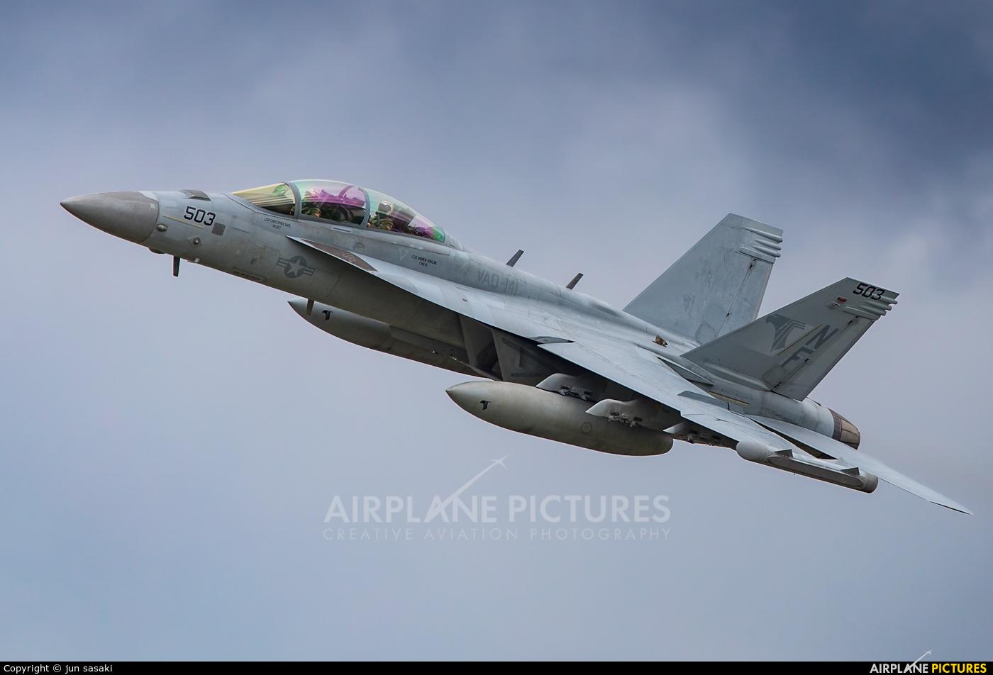 USA - Navy 166931 aircraft at Atsugi AB