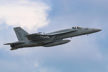 166868 - USA - Navy Boeing F/A-18E Super Hornet
