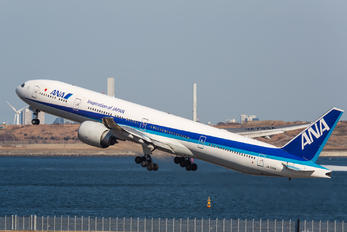 JA735A - ANA - All Nippon Airways Boeing 777-300ER