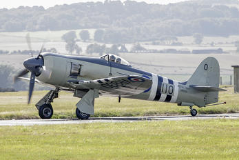 "VR930 - Royal Navy ""Historic Flight"" Hawker Sea Fury FB.11"